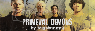 Primeval Demons Banner